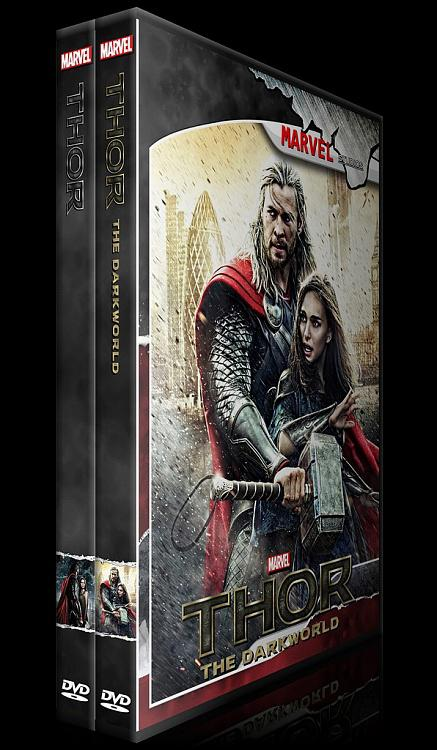 Thor (Collection) - Custom Dvd Cover Set - English [2011-2013]-thor_1-2jpg