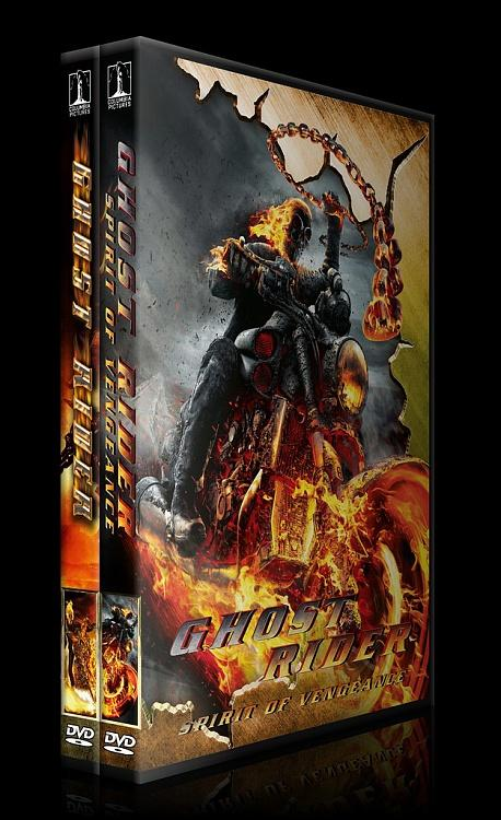 Ghost Rider Collection - Custom Dvd Cover - English [2007-2011]-ghost_rider_1-2jpg