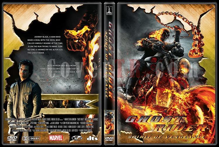 Ghost Rider Collection - Custom Dvd Cover - English [2007-2011]-ghost_rider_spirit_of_vengeance0jpg