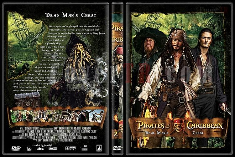 Pirates of the Caribbean Collection - Custom Dvd Cover - English [2003-2011]-pirates_of_the_caribbean_2jpg