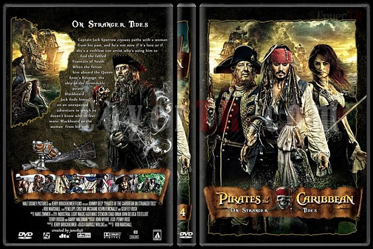 Pirates of the Caribbean Collection - Custom Dvd Cover - English [2003-2011]-pirates_of_the_caribbean_4jpg