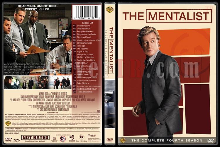 The Mentalist (Seasons 1-7) - Custom Dvd Cover Set - English [2008-2015]-4jpg