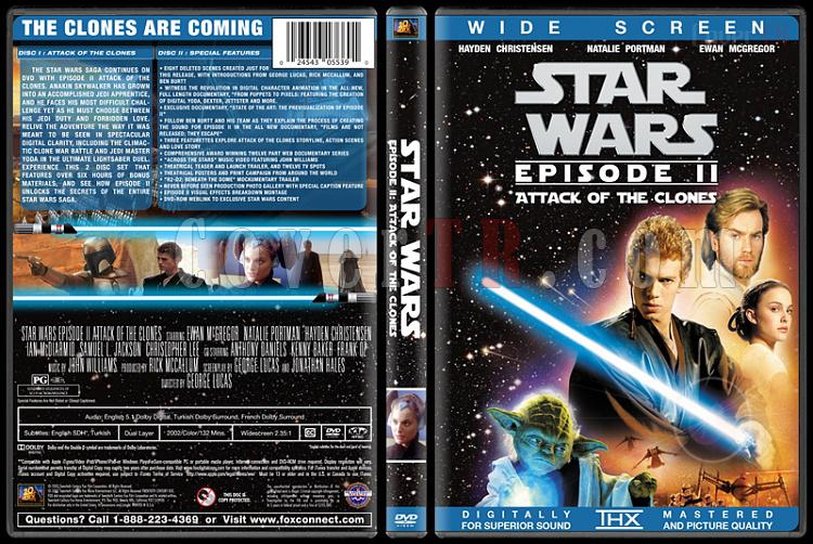 Star Wars Collection - Custom Dvd Cover Set - English [1977-2015]-2jpg