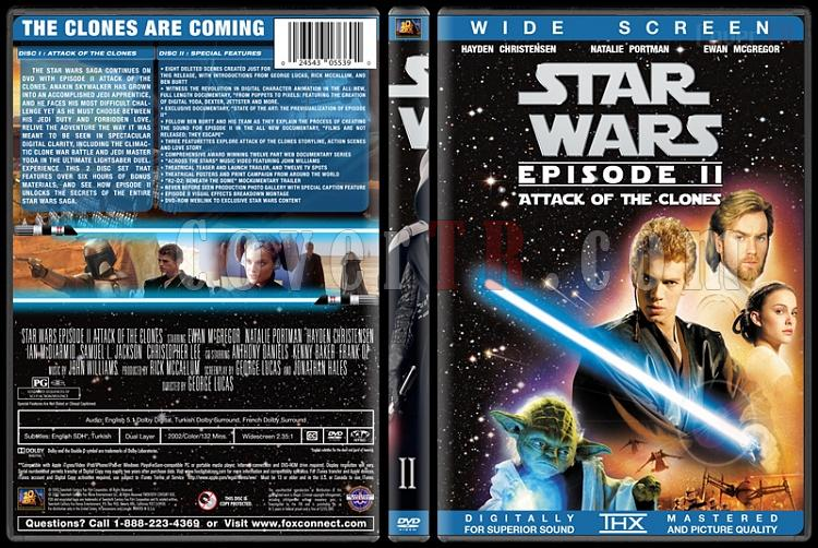 Star Wars Collection - Custom Dvd Cover Set - English [1977-2015]-2jpg