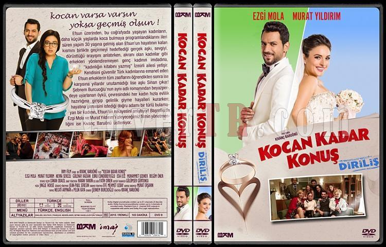 Kocan Kadar Konuş - Custom Dvd Cover Set - Türkçe [2015-2016]-00jpg