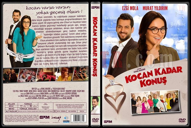 Kocan Kadar Konuş - Custom Dvd Cover Set - Türkçe [2015-2016]-1jpg
