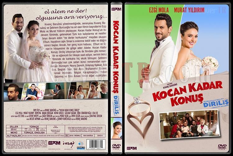 Kocan Kadar Konuş - Custom Dvd Cover Set - Türkçe [2015-2016]-2jpg