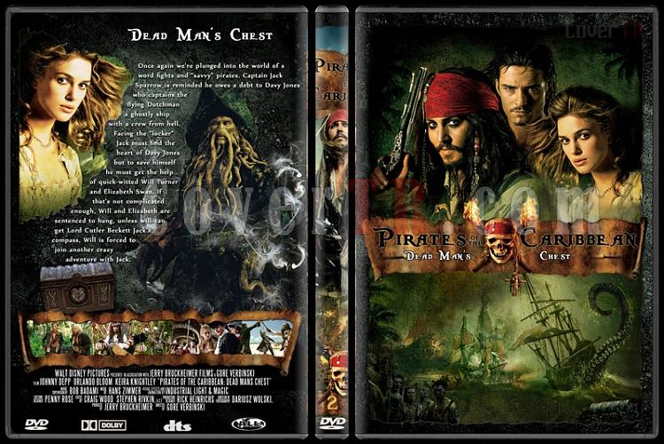 Pirates of the Caribbean Collection - Custom Dvd Cover - English [2003-2011]-pirates-caribbean-2jpg