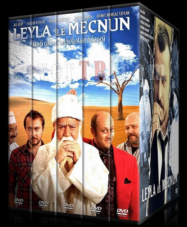 Leyla ile Mecnun - Custom Dvd Cover Set - Türkçe [2011-2013]-0jpg