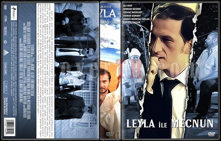 Leyla ile Mecnun - Custom Dvd Cover Set - Türkçe [2011-2013]-2jpg