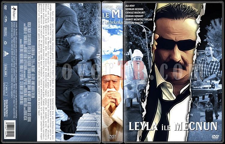 Leyla ile Mecnun - Custom Dvd Cover Set - Türkçe [2011-2013]-3jpg