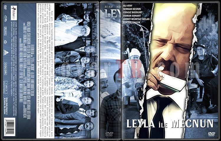 Leyla ile Mecnun - Custom Dvd Cover Set - Türkçe [2011-2013]-1jpg