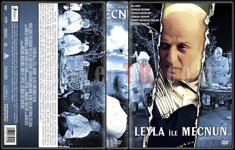 Leyla ile Mecnun - Custom Dvd Cover Set - Türkçe [2011-2013]-4jpg