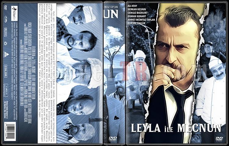 Leyla ile Mecnun - Custom Dvd Cover Set - Türkçe [2011-2013]-5jpg