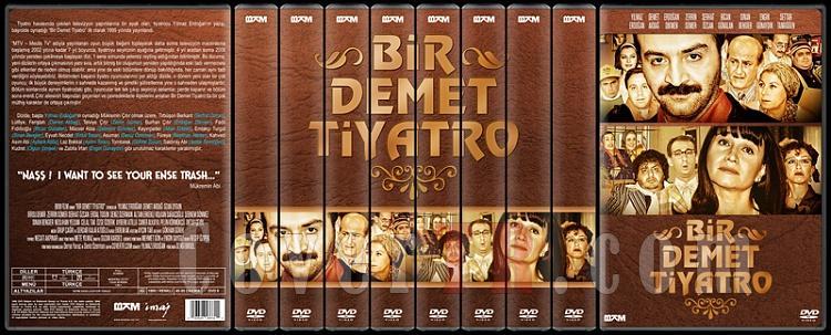 Bir Demet Tiyatro (Sezon 1-8) - Custom Dvd Cover Set - Türkçe [1995-2007]-0jpg