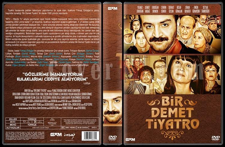 Bir Demet Tiyatro (Sezon 1-8) - Custom Dvd Cover Set - Türkçe [1995-2007]-2jpg