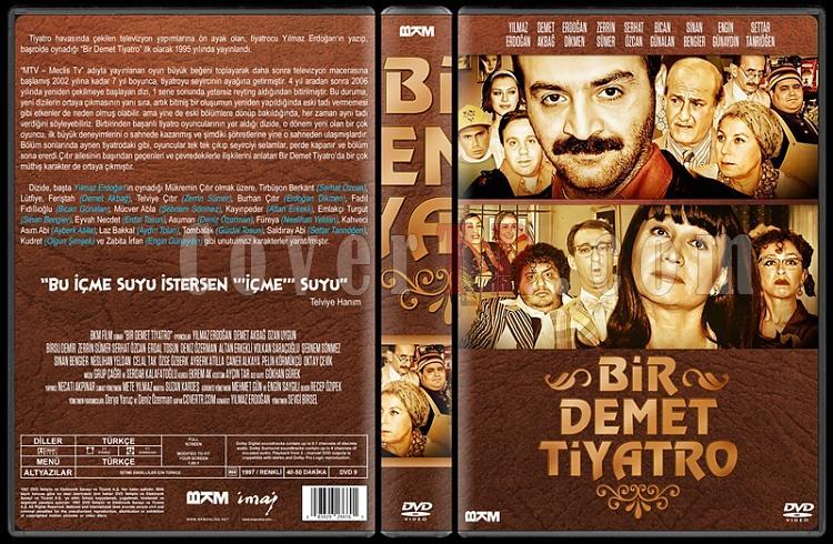 Bir Demet Tiyatro (Sezon 1-8) - Custom Dvd Cover Set - Türkçe [1995-2007]-4jpg