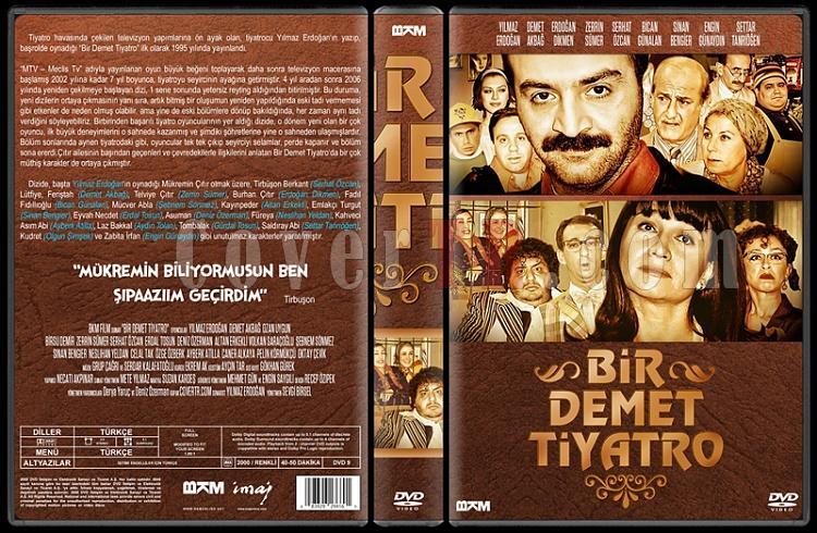Bir Demet Tiyatro (Sezon 1-8) - Custom Dvd Cover Set - Türkçe [1995-2007]-5jpg
