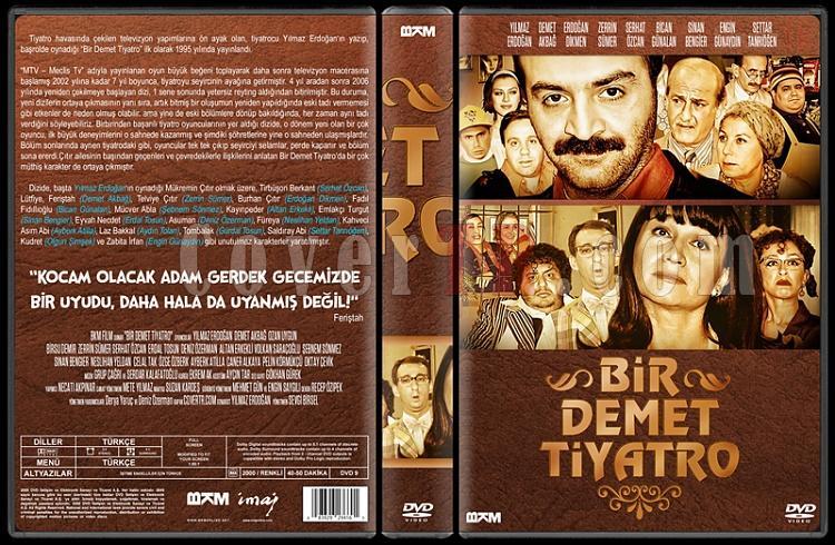 Bir Demet Tiyatro (Sezon 1-8) - Custom Dvd Cover Set - Türkçe [1995-2007]-6jpg