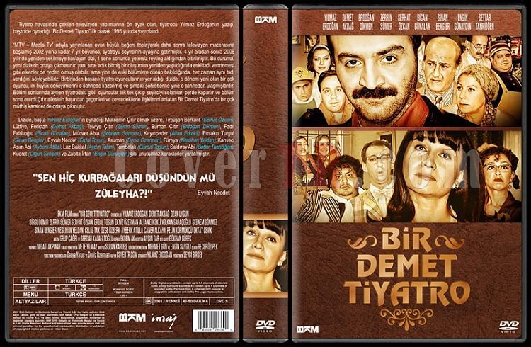 Bir Demet Tiyatro (Sezon 1-8) - Custom Dvd Cover Set - Türkçe [1995-2007]-7jpg