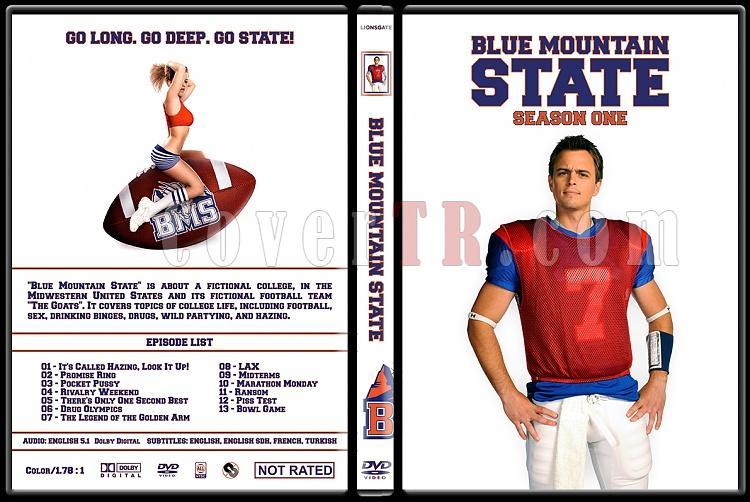 Blue Mountain State (Seasons 1-3) - Custom Dvd Cover Set - English [2010-2011]-blue-mountain-state-season-1-custom-dvd-cover-ctrjpg