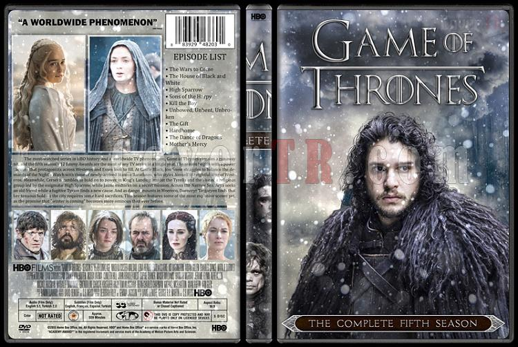 Game Of Thrones (Season 1-6)