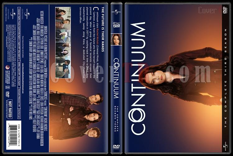 Continuum  (Seasons 1-4) - Custom Dvd Cover Set - English [2012-2015]-3jpg