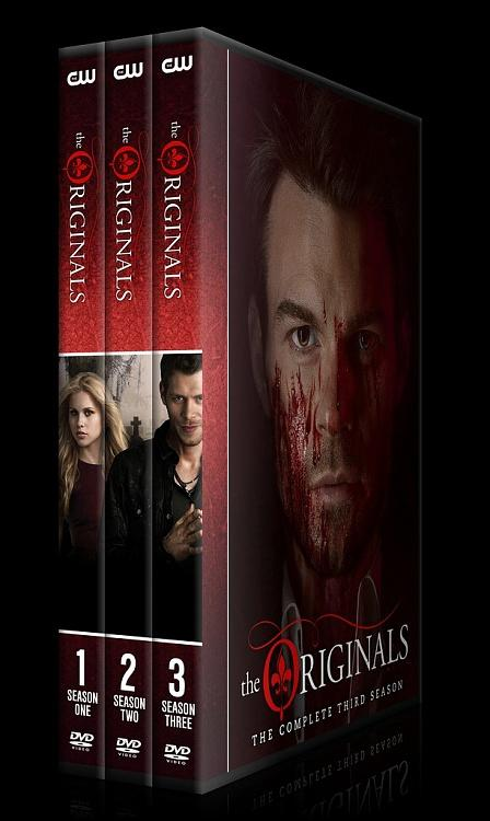 The Originals (Seasons 1-3) - Custom Dvd Cover Set - English [2013-?]-0jpg