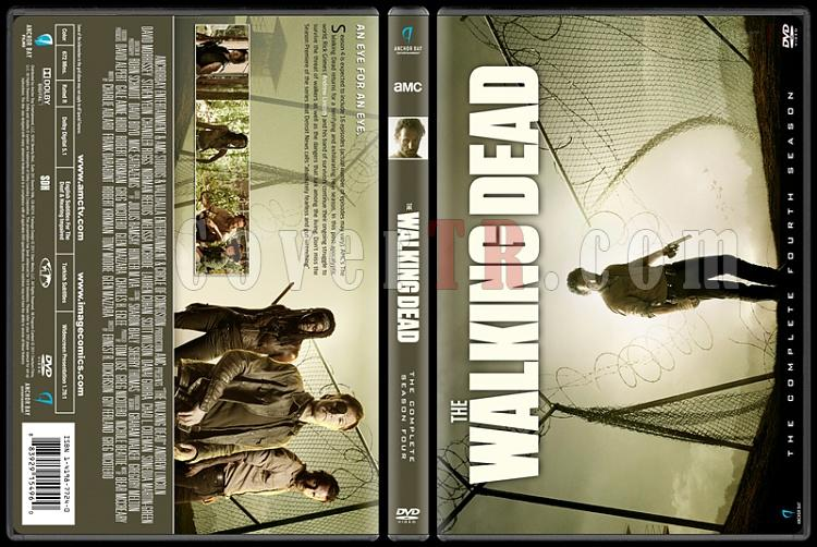 The Walking Dead  (Seasons 1-7) - Custom Dvd Cover Set - English [2010-?]-4jpg
