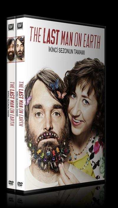 The Last Man on Earth (Sezon 1-2) - Custom Dvd Cover Set - Türkçe [2015-?]-12jpg