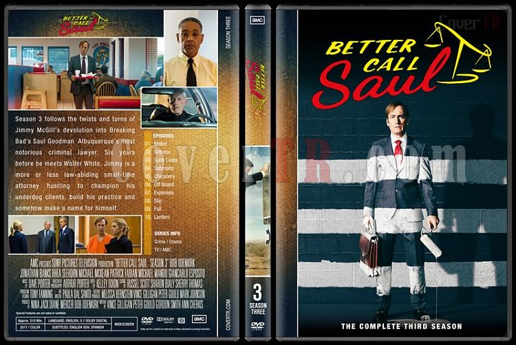 Better Call Saul (Season 1-3) - Custom Dvd Cover - English [2015-?]-3jpg