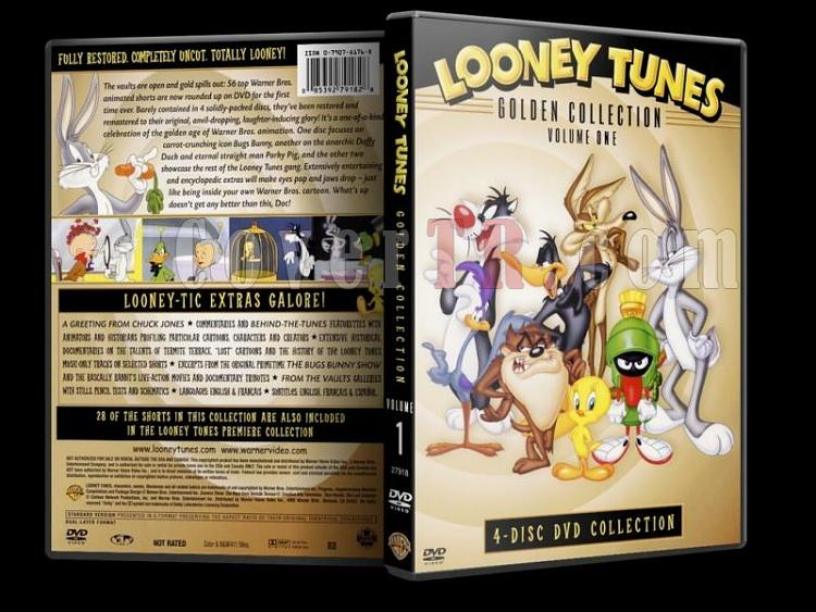 Looney Tunes (Golden Collection) - Costum Dvd Cover Set - English-1jpg