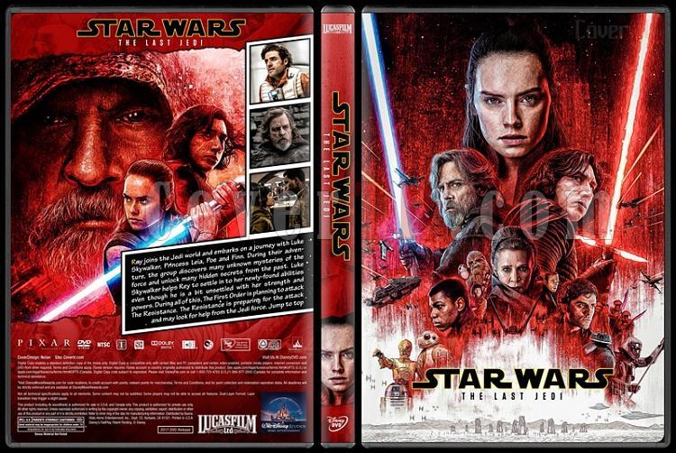 Star Wars Collection - Custom Dvd Cover Set - English [2015-2016-2017]-3jpg