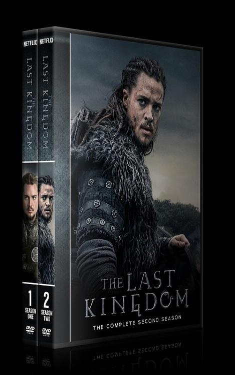 The Last Kingdom (Season 1-2) - Custom Dvd Cover Set - English [2015-?]-0jpg