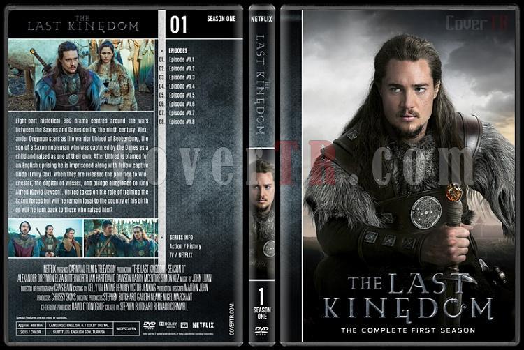 The Last Kingdom (Season 1-2) - Custom Dvd Cover Set - English [2015-?]-1jpg