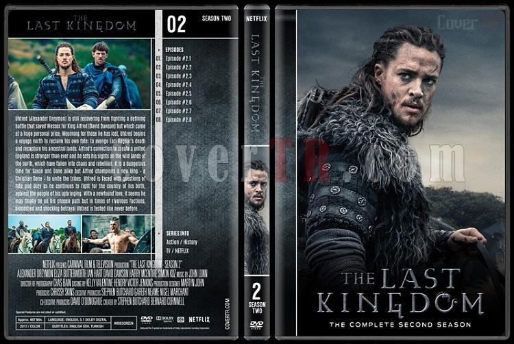 The Last Kingdom (Season 1-2) - Custom Dvd Cover Set - English [2015-?]-2jpg