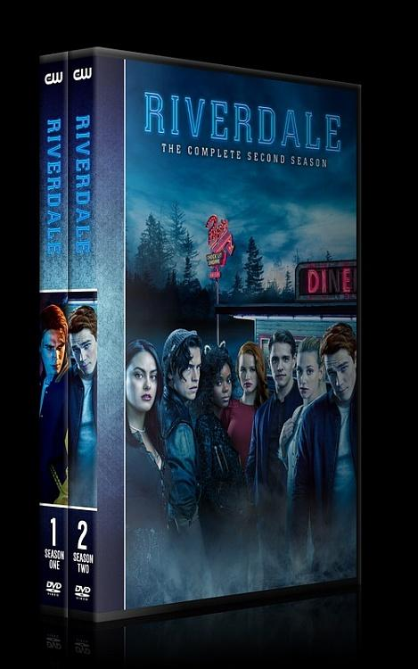 Riverdale (Season 1-2) - Custom Dvd Cover Set - English [2016-?]-0jpg