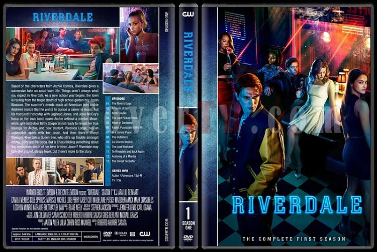 Riverdale (Season 1-2) - Custom Dvd Cover Set - English [2016-?]-1jpg