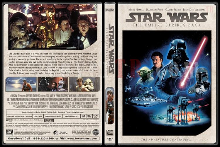 Star Wars Collection - Custom Dvd Cover Set - English [1977-2018]-2jpg