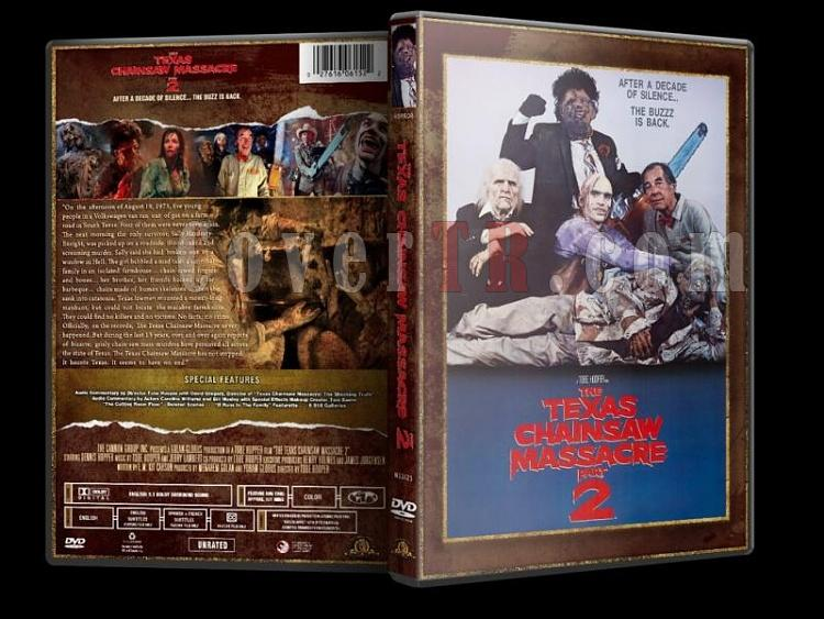 Texas Chainsaw Massacre Collection - Dvd Cover Set [1974-2006]-texas-chainsaw-massacre-2jpg
