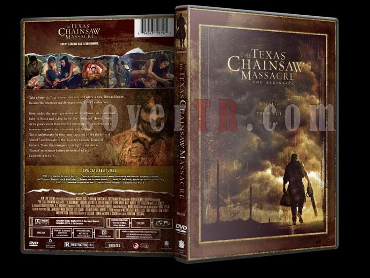 Texas Chainsaw Massacre Collection - Dvd Cover Set [1974-2006]-texas-chainsaw-massacre-6jpg