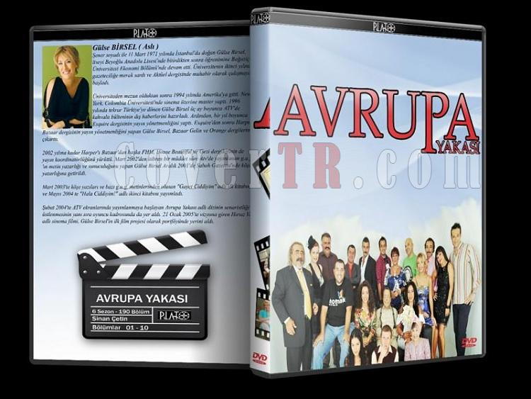 Avrupa Yakası Collection - Custom Dvd Cover set - Türkçe [2004–2009]-avrupa-yakasi-collection-01-dvd-cover-wwwcovertrcomjpg