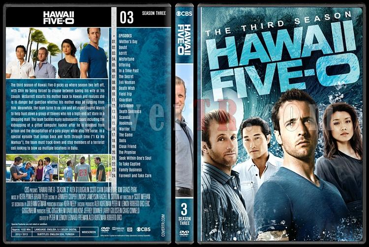 Hawaii Five-0 (Seasons 1-8) - Custom Dvd Cover Set - English [2010-?]-3jpg
