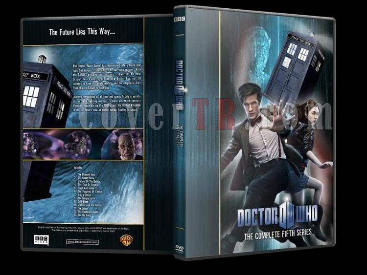 Doctor Who (Season 1-6) - Custom Dvd Cover Set - English [2005-?]-5jpg