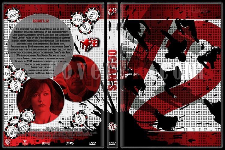 Ocean's Collection - Custom Dvd Cover Set - English [2001-2007]-oceans-12-dvd-coverjpg