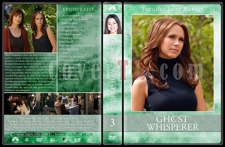 Ghost whisperer (Season 1-5) - Custom Dvd Cover Set - English [2005-2010]-03jpg