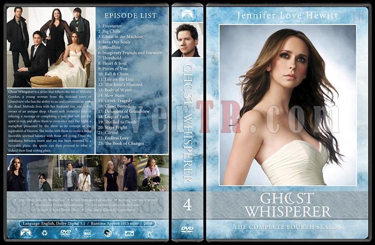 Ghost whisperer (Season 1-5) - Custom Dvd Cover Set - English [2005-2010]-04jpg