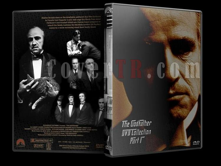 The Godfather Collection - Custom Dvd Cover Set - English [1972-1974-1990]-godfather-1-dvd-coverjpg