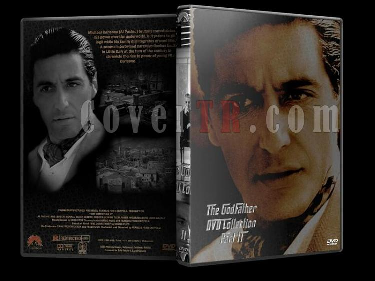 The Godfather Collection - Custom Dvd Cover Set - English [1972-1974-1990]-godfather-2-dvd-coverjpg