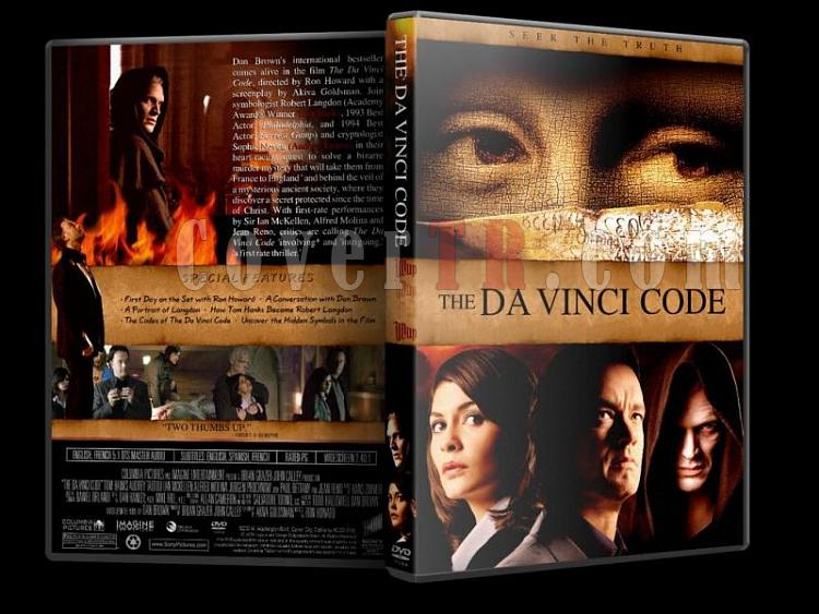The Da Vinci Code - Angels & Demons - DVD Coverset-01jpg